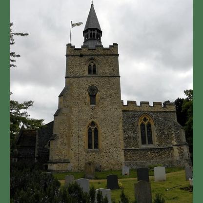 St Margaret of Antioch Barley