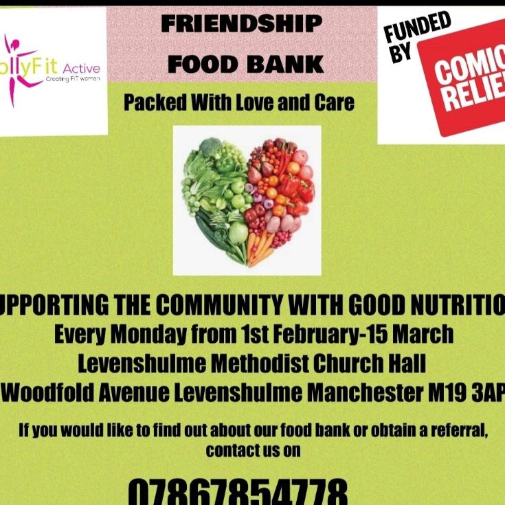 Friendship Food Bank - Manchester