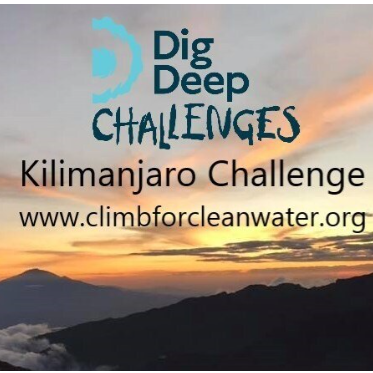 Dig Deep Kilimanjaro 2021 -Sarah Barnett-Tucker