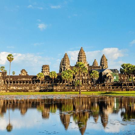 World Challenge Cambodia 2020 - Cole Pearce