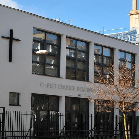 Christ Church Bentinck C Of E Primary School