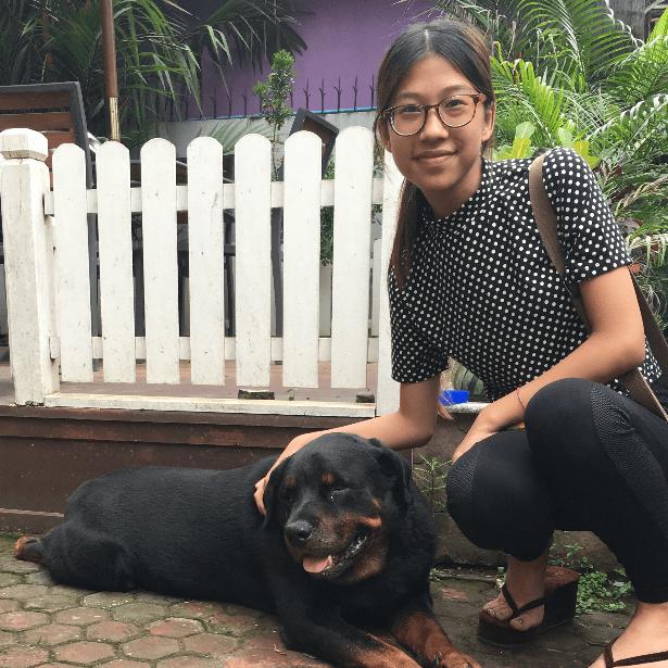 Project Trust China 2018 - Christina Aquino