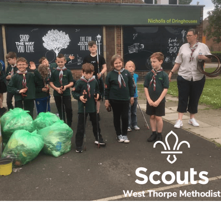 West Thorpe Scout Group