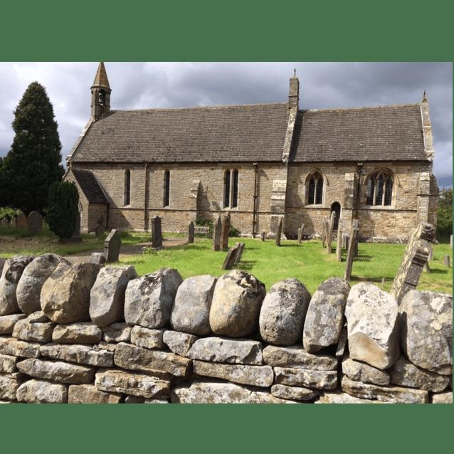 St Mary and St Patrick's Church, Lambley
