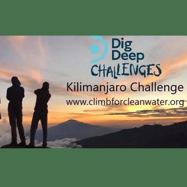 Dig Deep Kilimanjaro 2020 - Nazar Hayat