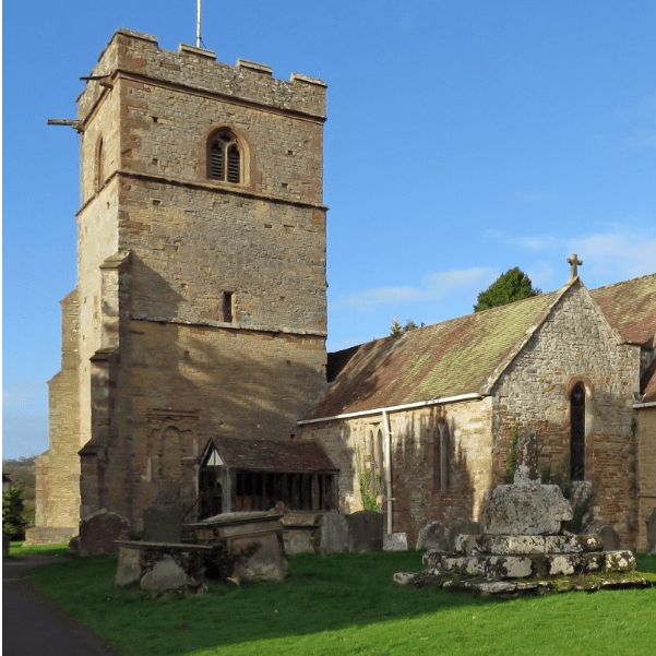 St James Church Colwall