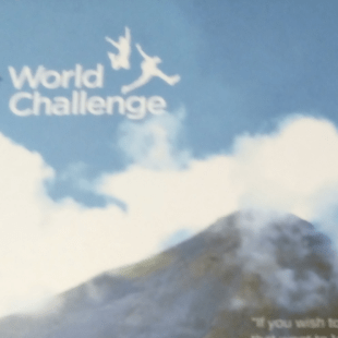 World Challenge Namibia 2020 - Lorena Andrews