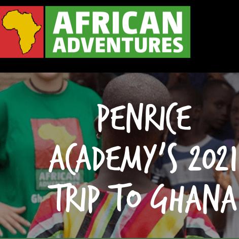 African Adventures Ghana 2021 - James Meacock
