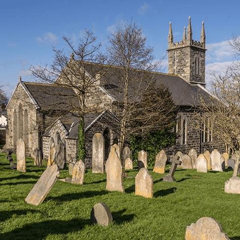 St John the Evangelist CoE Church, Guernsey