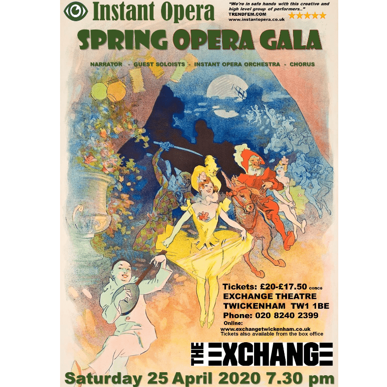 Instant Opera