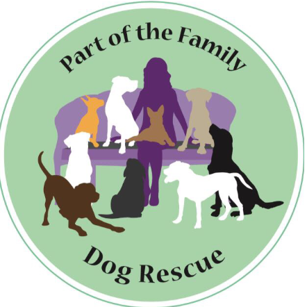 Part of the Family Dog Rescue