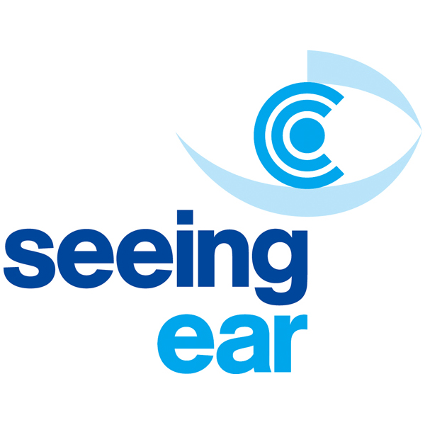 The Seeingear cause logo