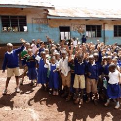 True Adventure Tanzania 2018 - Sam & Emily Lister