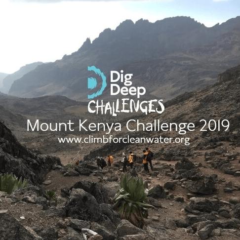 Dig Deep Mount Kilimanjaro 2019 - Xi Chen