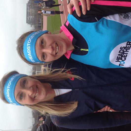 London Marathon 2017 West Kent Mind - Caroline Hollobon