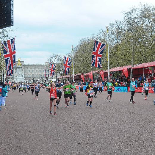 London and Berlin Marathon 2018 for Alzheimer's Research UK - Hannah Kurzawski