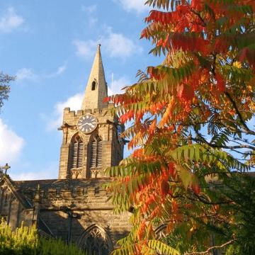 St Peter's Church - Ruddington