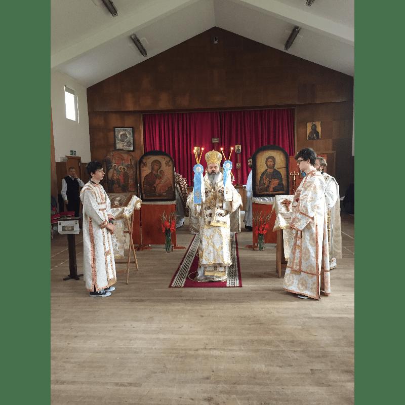 Romanian Orthodox Church Aberdeen