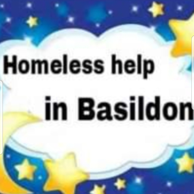 Homeless help in Basildon and surrounding areas