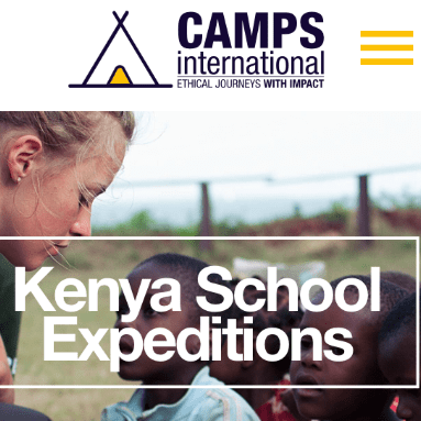 Camps International Kenya 2019 - Amelia Potter