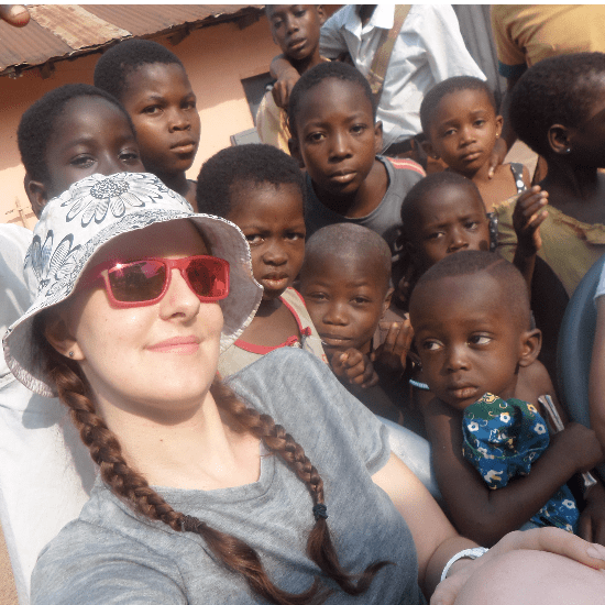 Venture Force Ghana 2018 - Amie Bourton