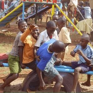 East African Playgrounds Uganda 2019 - Alkistis Mitsaki