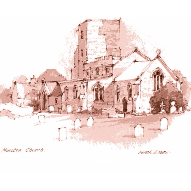 Friends of Morston Church cause logo