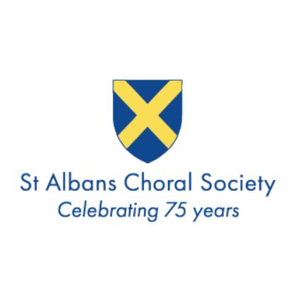St Albans Choral Society cause logo