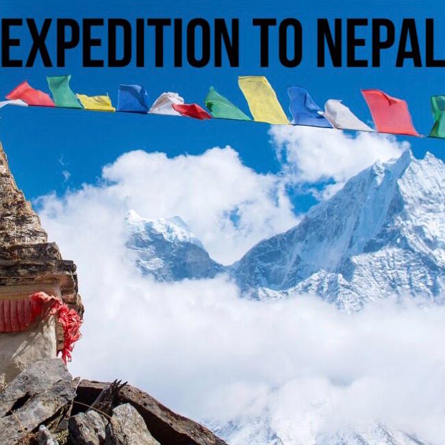 World Challenge Nepal 2022 - William Robson