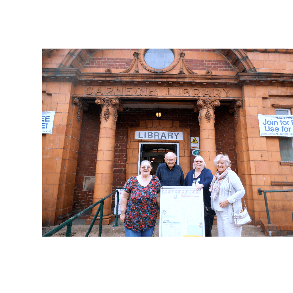Friends of Langley Library