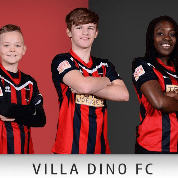 Villa Dino Christchurch Jnrs FC