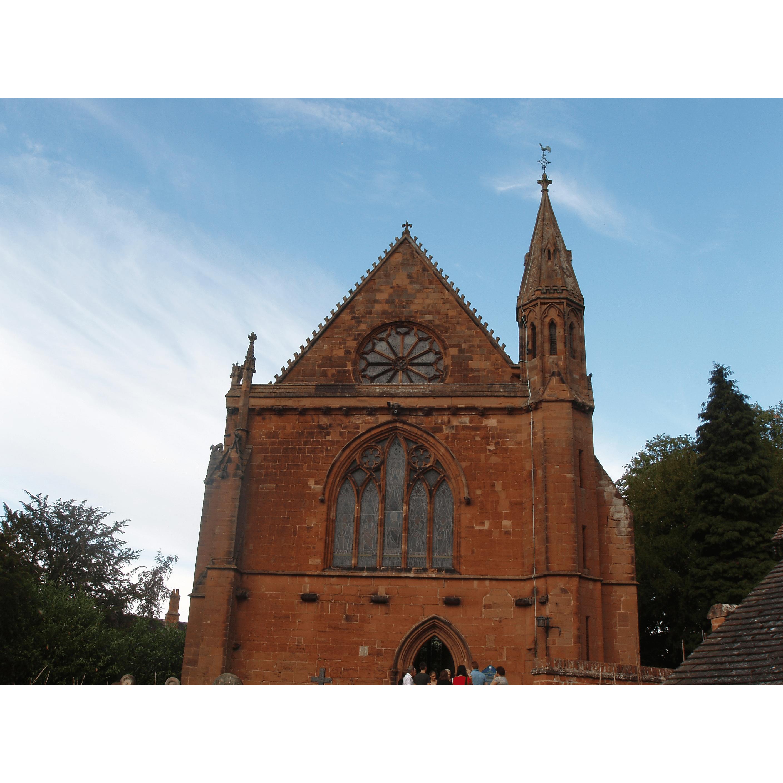 St Marys Temple Balsall