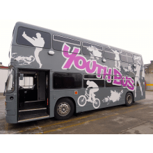 Space Youth Bus