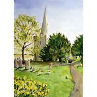Chelmorton Church - Buxton