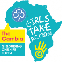 Girlguiding Cheshire Forest Gambia 2014  - Laura Watkin
