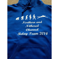 Northern and Nithered Channel Relay Swim 2014