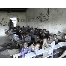 Barton Peveril College Kenya Projects