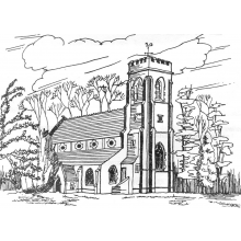 St. Peter's Church, Cookley