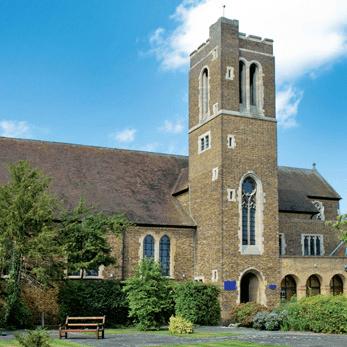 St Mary-the-Virgin - Kenton