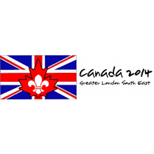 Greater London SE Scouts Explorer Belt Expedition Canada 2014 - Mia Martin