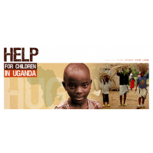 Help for Children in Uganda 2014 - Rosie Wilson and Ella Nicol-Harper