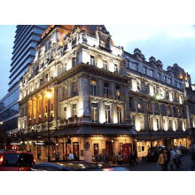 Razzamataz Ayr London Trip 2014