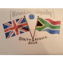 Girlguiding Warwickshire South Africa 2014