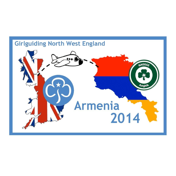 Girlguiding NW Team Armenia 2014 - Ella Burton