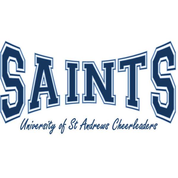 The Saints Cheerleading Squad