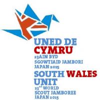 Kimono Dragons Spirit of Wales World Scout Jamboree Japan 2015
