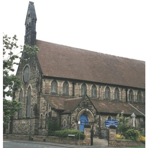 St George in the Meadows, Nottingham