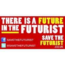 Save The Futurist Scarborough