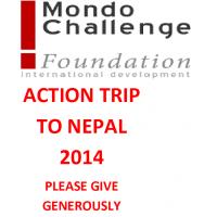 Mondo Challenge Nepal 2014 - Jaydeep Gandhi