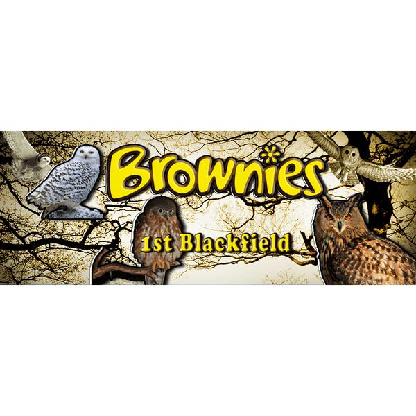 1st Blackfield Brownies